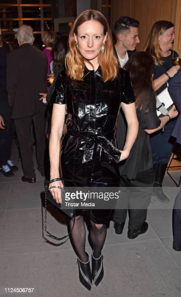 Lavinia Wilson attends the NRW reception during 69th Berlinale International Film Festival on February 10 2019 in Berlin Germany