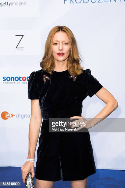 Lavinia Wilson attends the Summer Party of the German Producers Alliance on July 12 2017 in Berlin Germany