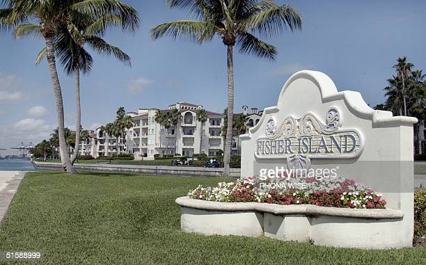 Lavish condos overlook Biscayne Bay on the south side of Fisher Island an exclusive golf tennis and spa community located in South Florida 08...