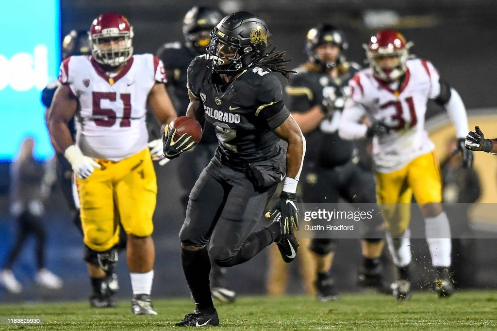 USC v Colorado : News Photo