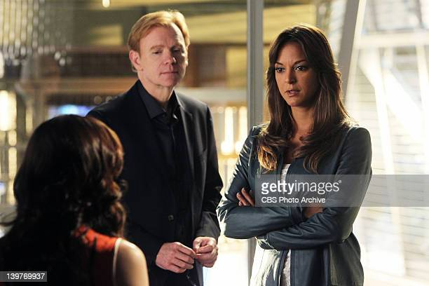 Law and Disorder Horatio and Natalia uncover a corruption scandal which pits Horatio against an old adversary on CSI MIAMI Sunday March 25 on the CBS...