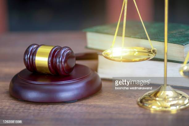 law and justice. - supreme court justice stock pictures, royalty-free photos & images