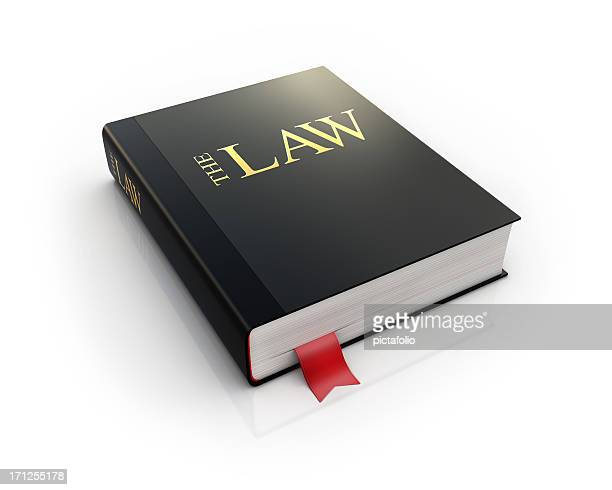 law book 3d icon
