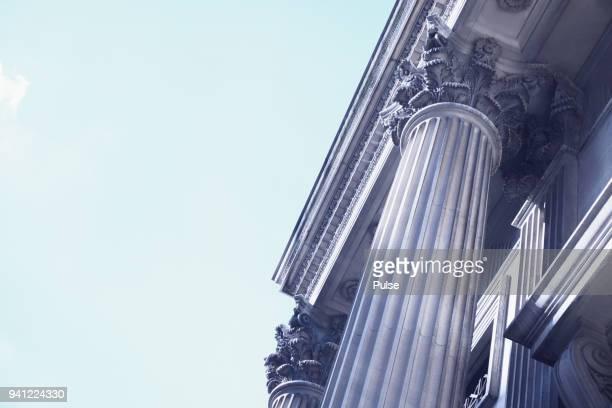 law building. - legal system imagens e fotografias de stock