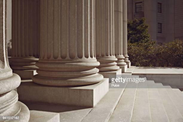 law building. - federal building stock pictures, royalty-free photos & images