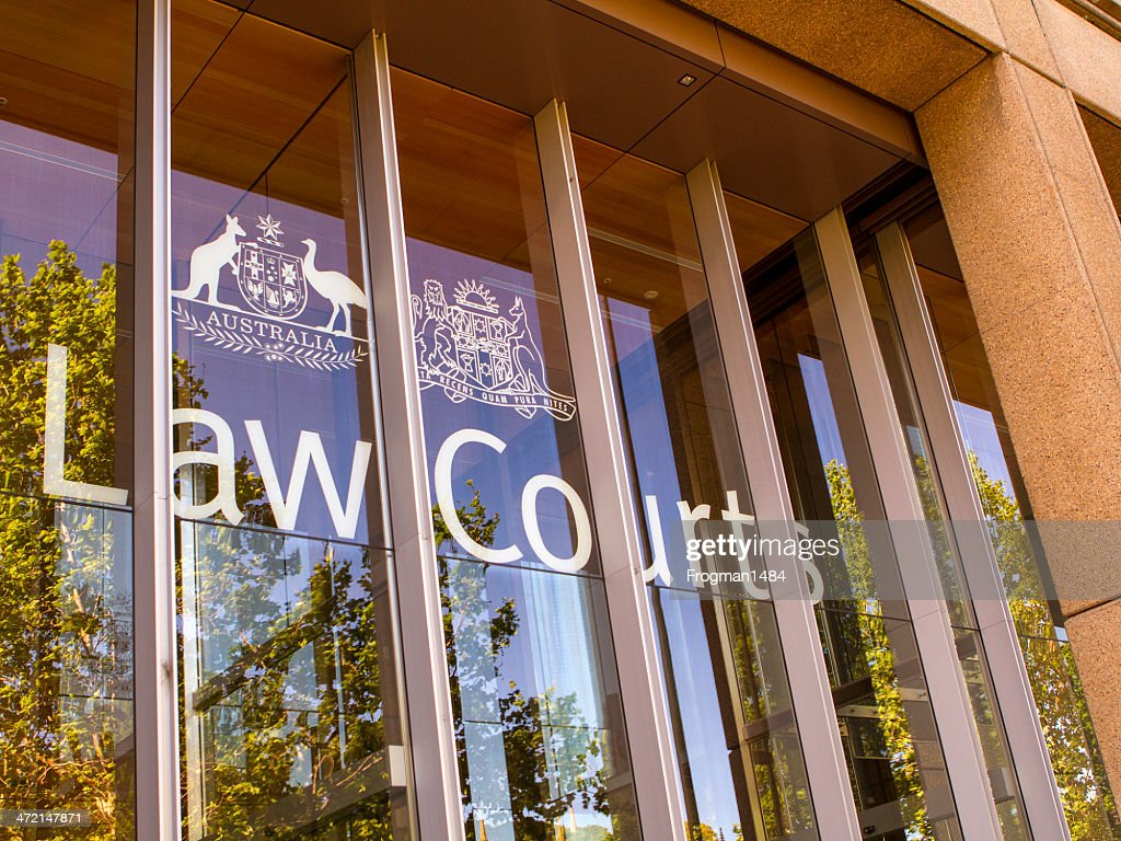 Law Courts : Stock Photo