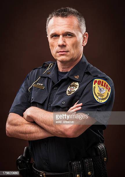 Law Enforcement Officer Portrait
