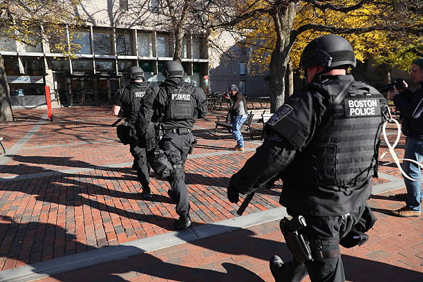 Report Of Person Barricaded At BU Turns Out To Be Hoax Pictures ...