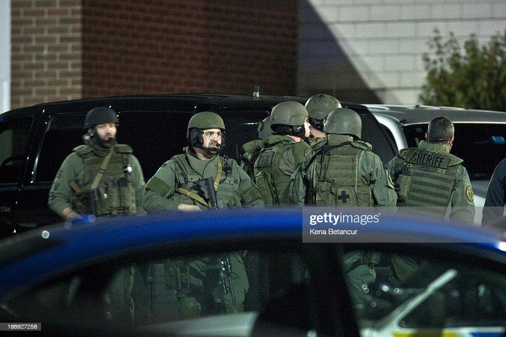 Garden State Plaza Shooter