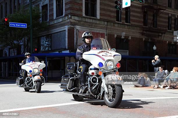 law enforcement - norfolk virginia stockfoto's en -beelden
