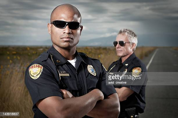 Law Enforcement-Tough Police Team