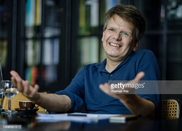 Law Expert Christoph Moellers captured on June 19 2018 in Berlin Germany