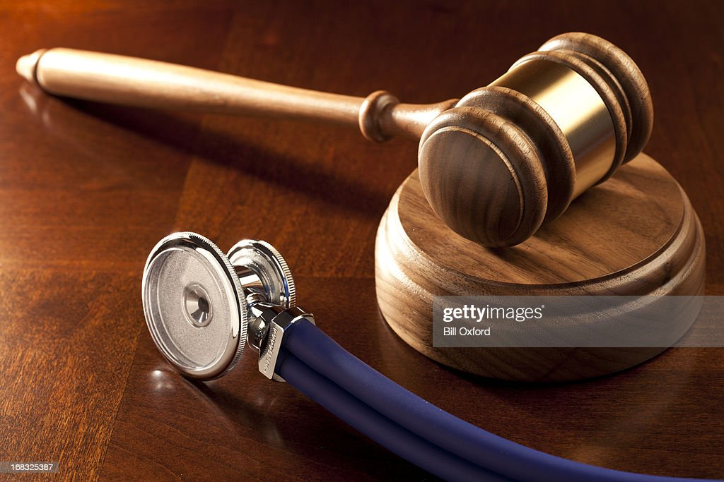 Law Firm: Medical Malpractice : Stock Photo