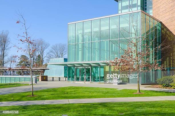 法律学校でワシントン大学のキャンパス - ワシントン大学 ストックフォトと画像