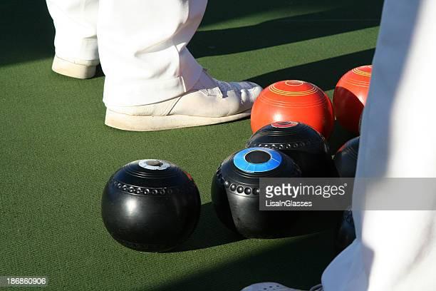 Lawn Bowls - Balls