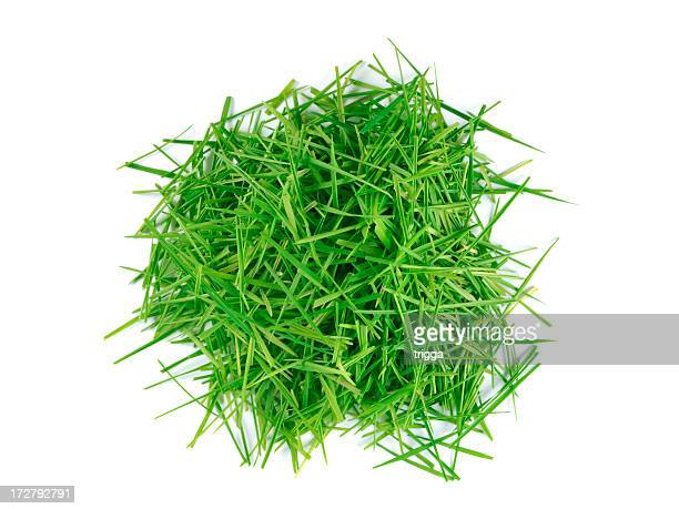 lawn clippings - grass stock pictures, royalty-free photos & images