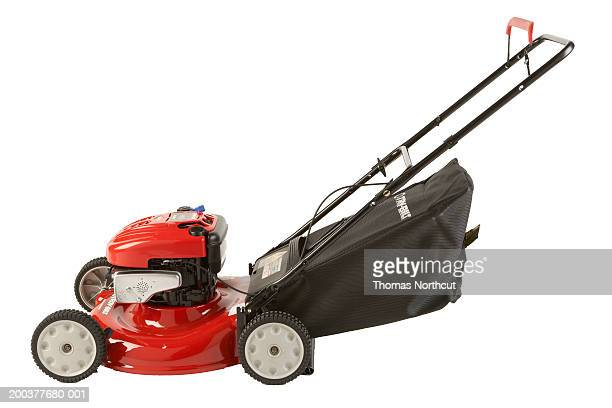 lawn mower - lawn mower stock pictures, royalty-free photos & images