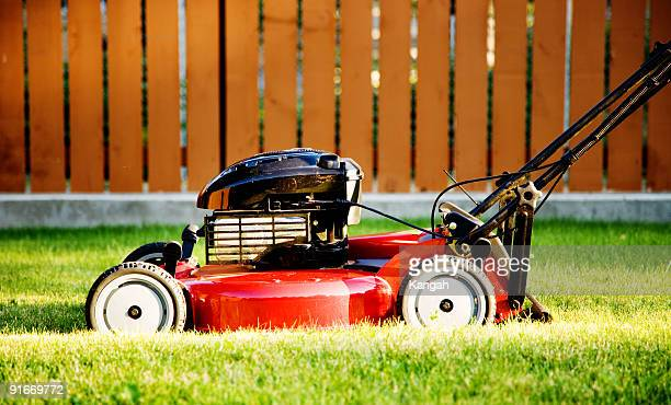 lawnmower - lawn mower stock pictures, royalty-free photos & images
