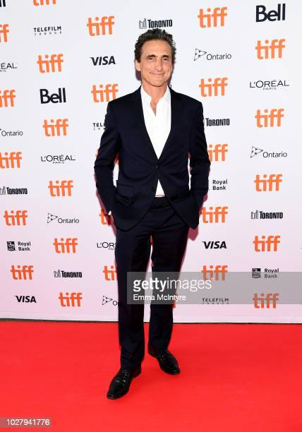 Lawrence Bender attends the Greta premiere during the 2018 Toronto International Film Festival at Ryerson Theatre on September 6 2018 in Toronto...