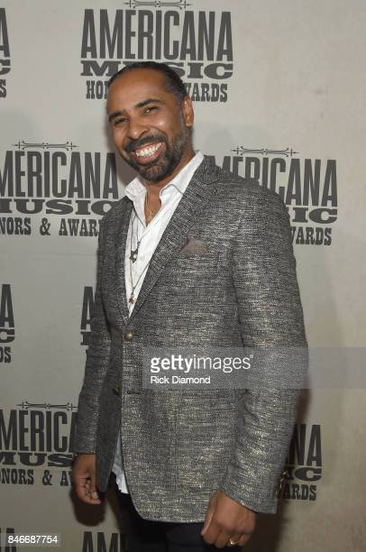 Lawrence 'Boo' Mitchell attends the 2017 Americana Music Association Honors Awards on September 13 2017 in Nashville Tennessee
