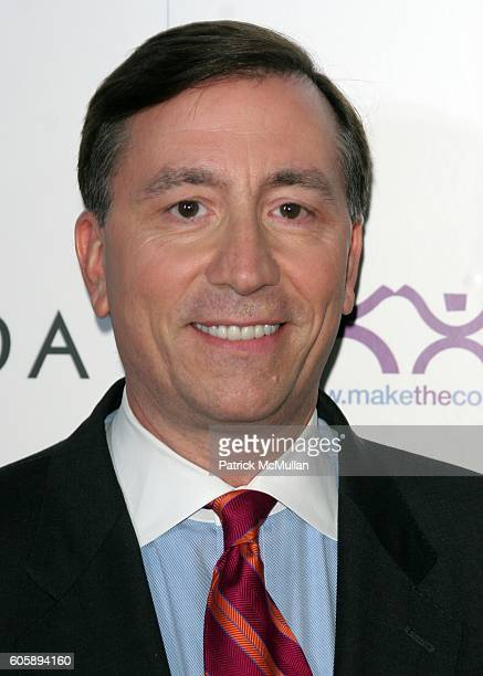 Lawrence DeParis and COO of Escada attend Step Up Women's Network Inspiration Awards sponsored by Escada Arrivals at Beverly Hills Hilton on April 27...