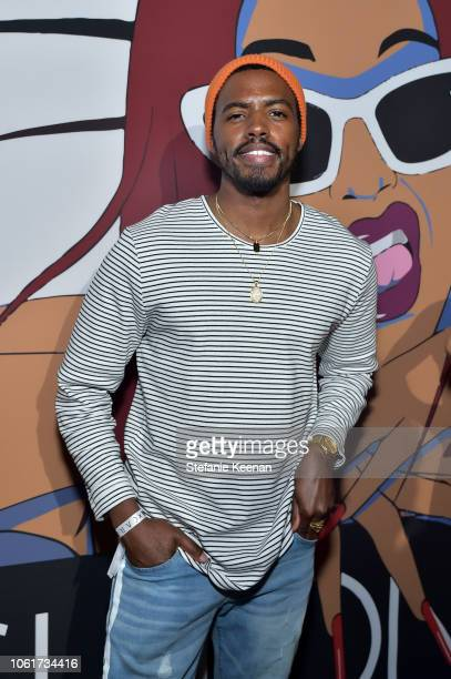 Lawrence H Robinson attends the Fashion Nova x Cardi B Collaboration Launch Event at Boulevard3 on November 14 2018 in Hollywood California