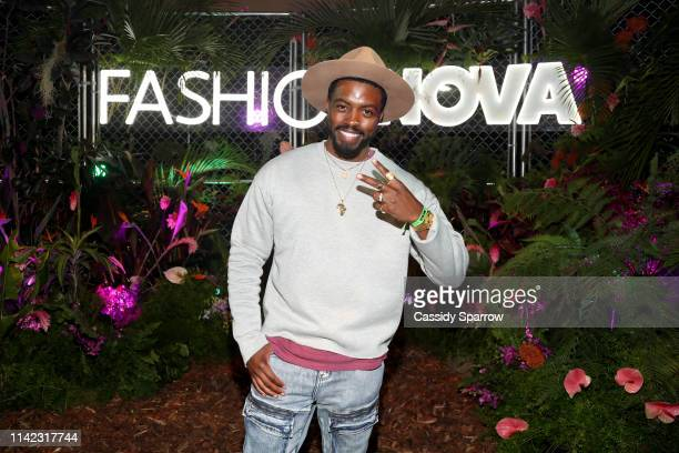 Lawrence H Robinson is seen as Fashion Nova Presents Party With Cardi at Hollywood Palladium on May 8 2019 in Los Angeles California