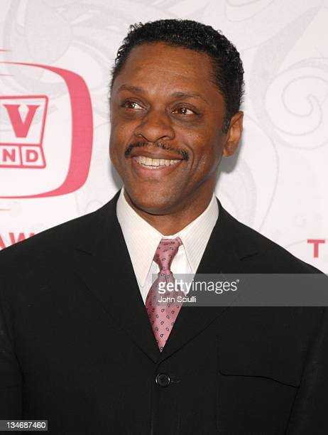 Lawrence HiltonJacobs during 5th Annual TV Land Awards Arrivals at Barker Hanger in Santa Monica CA United States
