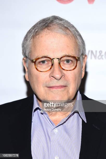 Lawrence Kasdan attends Communities In Schools LA 'Lunch With a Leader' on October 19 2018 in West Hollywood California