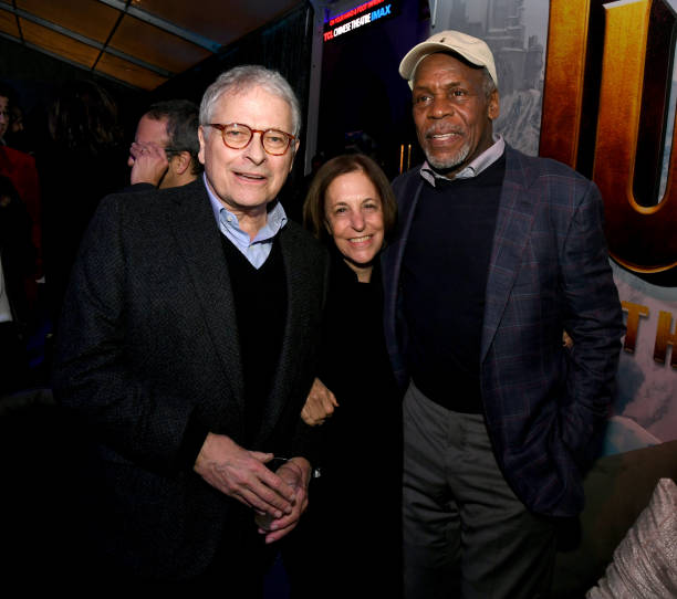 """CA: Premiere Of Sony Pictures' """"Jumanji: The Next Level"""" - After Party"""