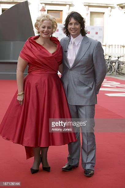Lawrence LlewelynBowen And Jackie LlewelynBowenRoyal Academy Summer Exhibition 2008 Vip Private View Held At The Royal Academy Of ArtsBurlington...