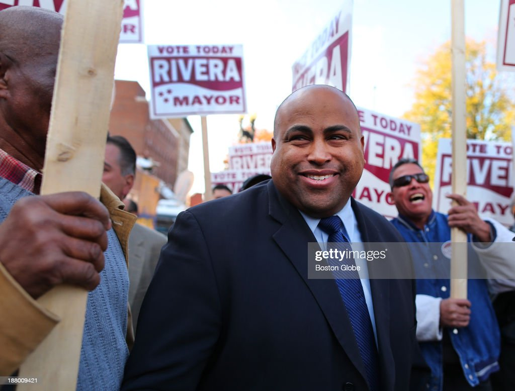 Lawrence Mayoral Election : News Photo