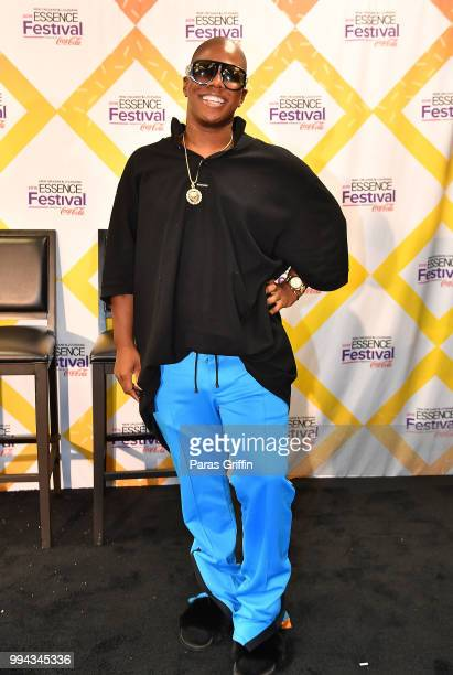 Lawrence 'Miss Lawrence' Washington attends the 2018 Essence Festival Day 3 at Louisiana Superdome on July 7 2018 in New Orleans Louisiana