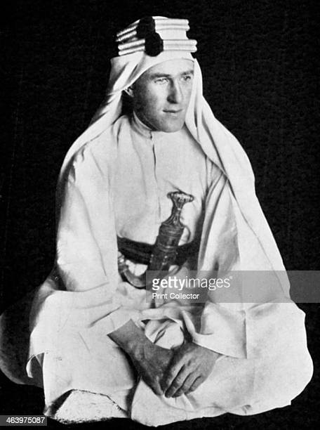 Lawrence of Arabia, early 20th century. Thomas Edward Lawrence, , most famously known as Lawrence of Arabia, gained international renown for his role...