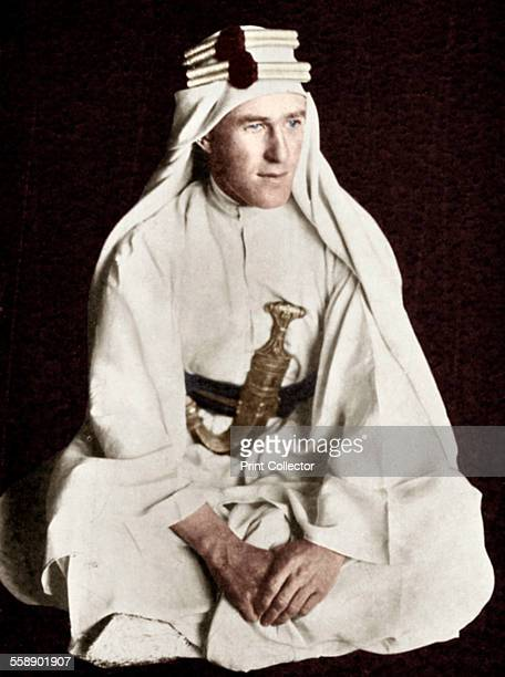 Lawrence of Arabia early 20th century Thomas Edward Lawrence most famously known as Lawrence of Arabia gained international renown for his role as a...