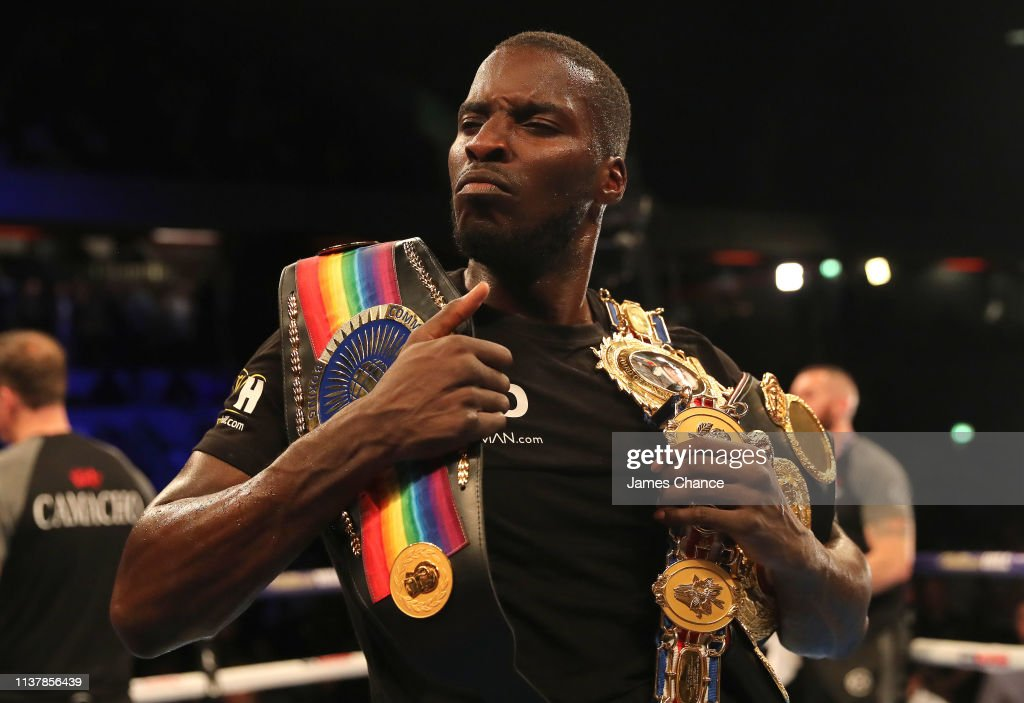 Boxing at The Copper Box Arena : News Photo