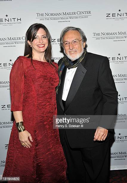 Lawrence Schiller attends the 3rd Annual Norman Mailer Center Gala at the Mandarin Oriental Hotel on November 8 2011 in New York City