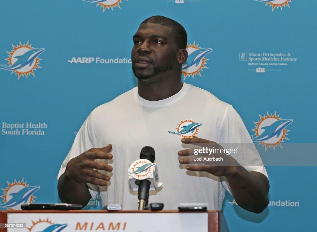 Miami Dolphins OTA's