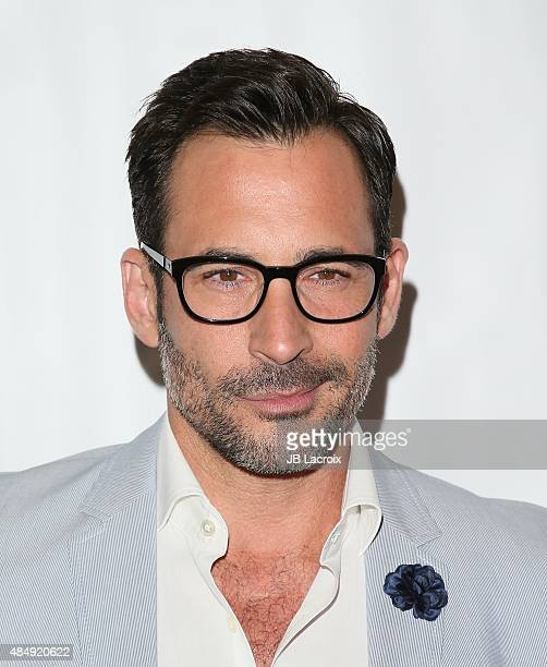 Lawrence Zarian attends the Project Angel Food's 25th Angel awards gala held at Taglyan Cultural Complex on August 22 2015 in Hollywood California
