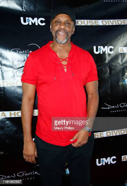 LawrenceHilton Jacobs arrives at UMC's A House Divided Screening at Seventy7 North on July 11 2019 in Studio City California
