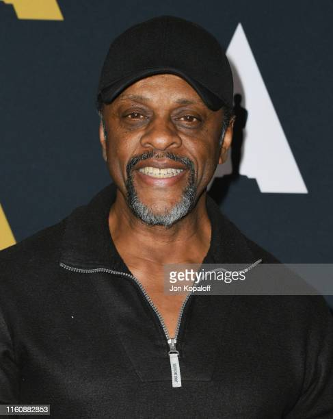 LawrenceHilton Jacobs attends the Academy Of Motion Picture Arts And Sciences Pays Tribute To Director Michael Schultz With Cooley High Screening at...