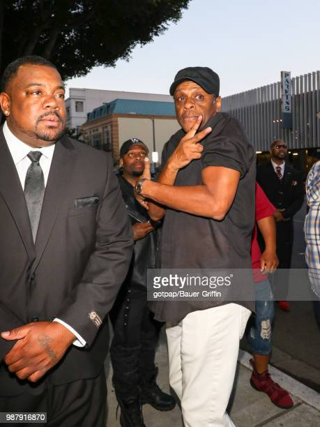 LawrenceHilton Jacobs is seen on June 29 2018 in Los Angeles California