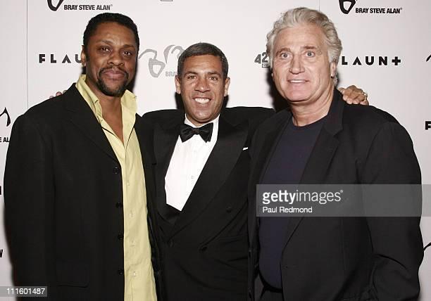 LawrenceHilton Jacobs Tony Riviera and Joe Cortese