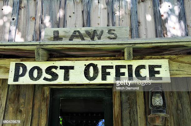 Laws Post Office