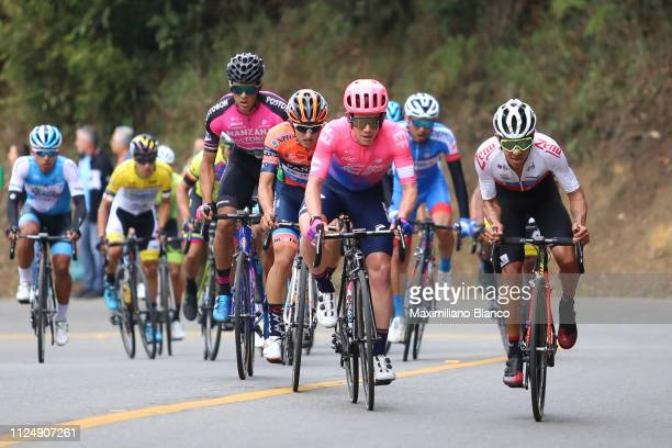 Lawson Craddock of The United States and EF Education First Pro Cycling Team / Peloton / during the 2nd Tour of Colombia 2019 Stage 3 a 1677km stage...