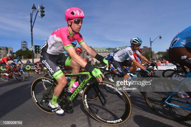 Lawson Craddock of The United States and Team EF Education FirstDrapac p/b Cannondale / during the 9th Grand Prix Cycliste de Montreal 2018 a 1952km...