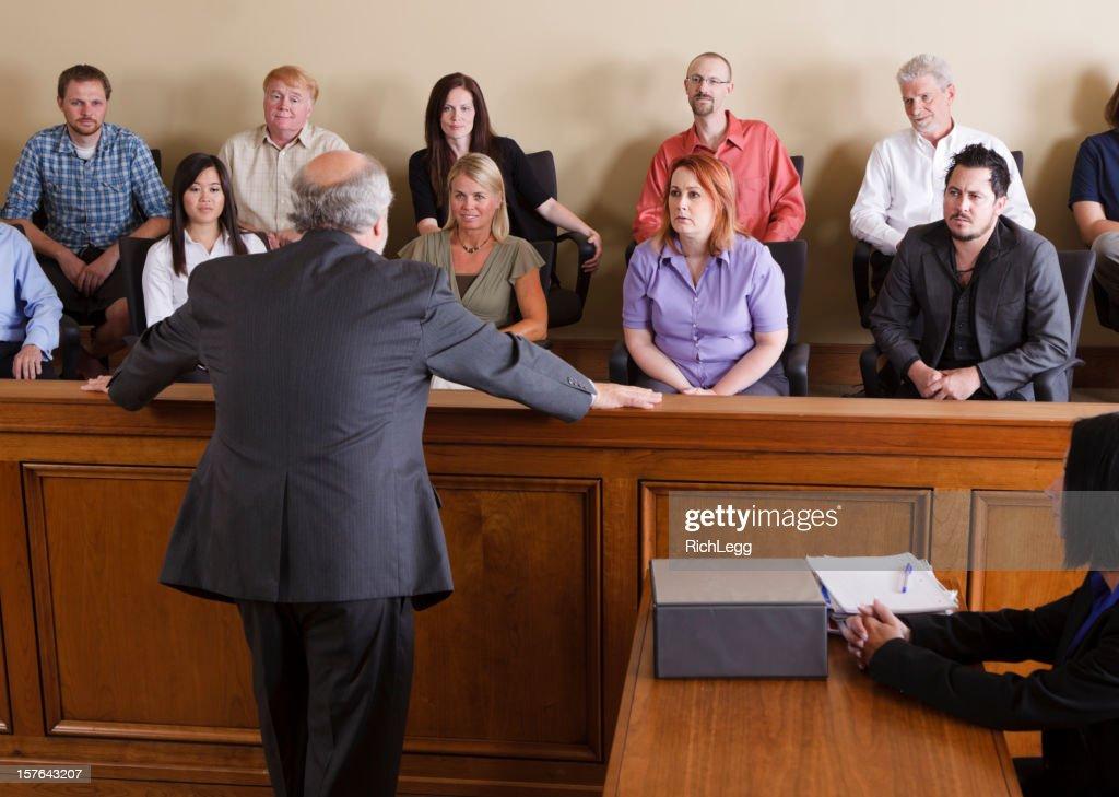 суд присяжных в сша помощью приложения камеры