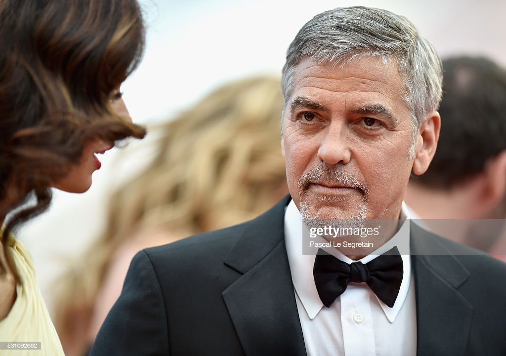 """Money Monster"" - Red Carpet Arrivals - The 69th Annual Cannes Film Festival : Nachrichtenfoto"