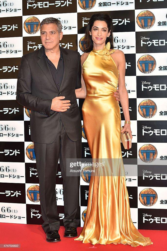 """Tomorrowland"" Premiere In Tokyo : News Photo"