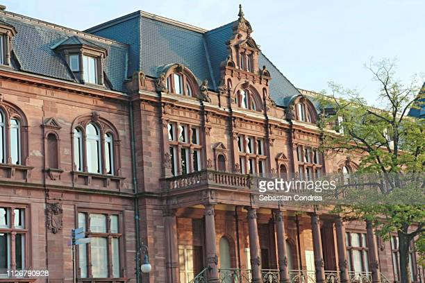 lawyer and juridical colleges, jurisdiction of alpmann schmidt legal courses, heidelberg, germany - heidelberg germany stock pictures, royalty-free photos & images